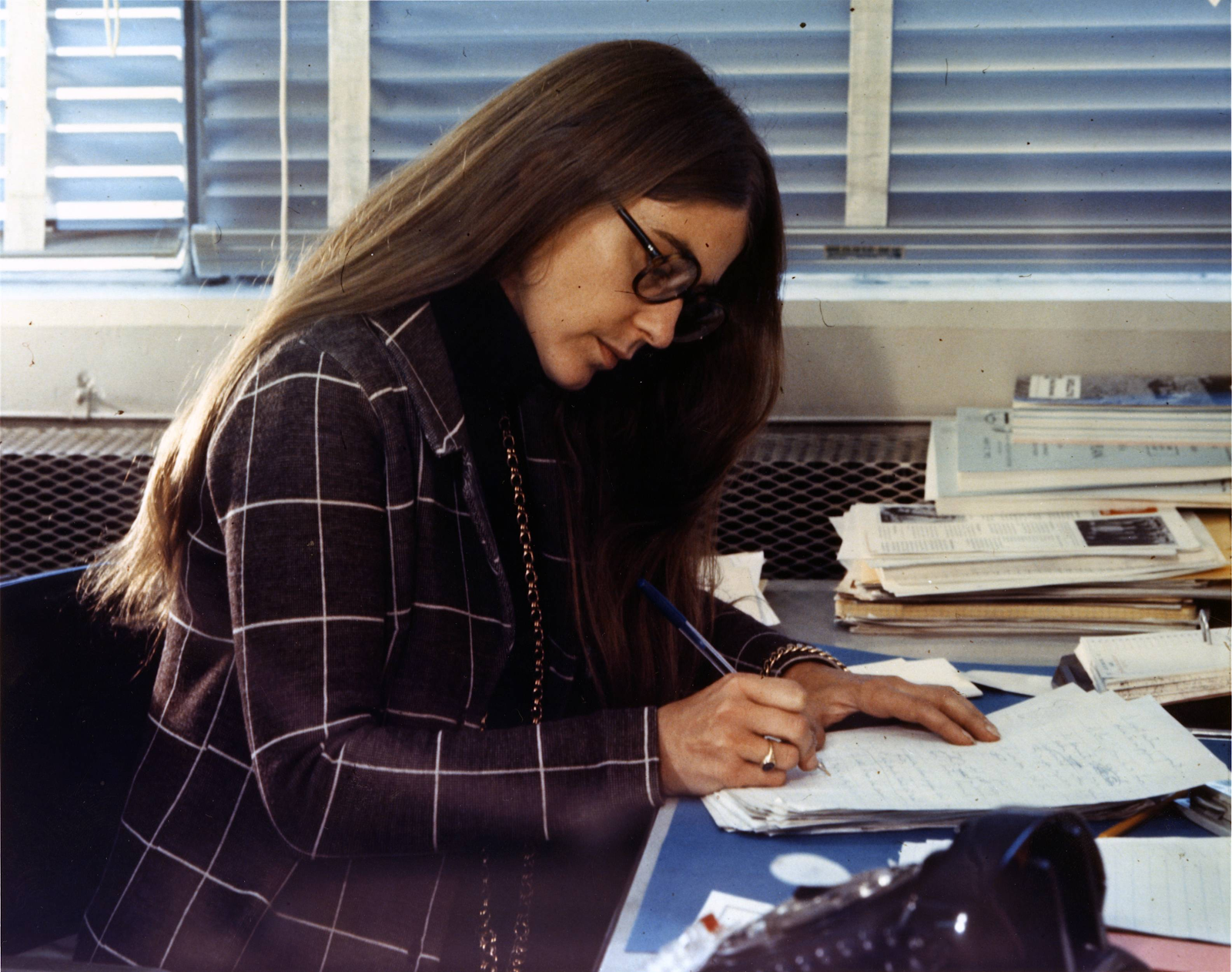 Margaret Hamilton Software Engineer Who Landed the Apollo Mission