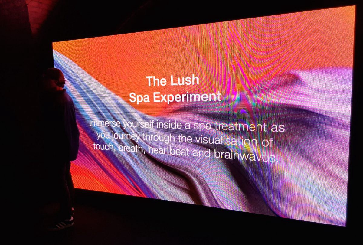 Tech Trends Lush Spa Big Data Biofeedback