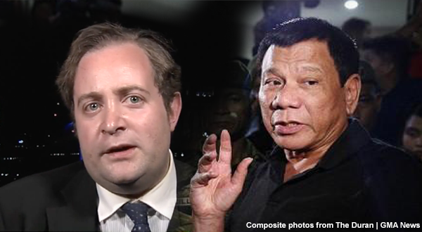 UK political commentator reveals why Liberals are afraid of Duterte victory against terrorists