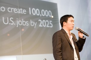 Andrew Yang, Founder and CEO of Venture For America