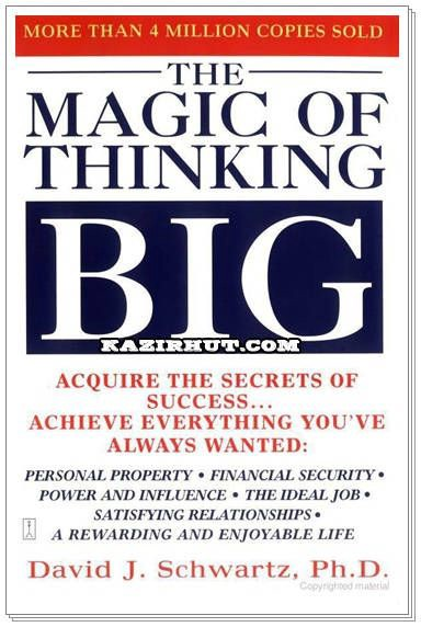 How To Crush Your Doubts And Fears The Magic Of Thinking Big By