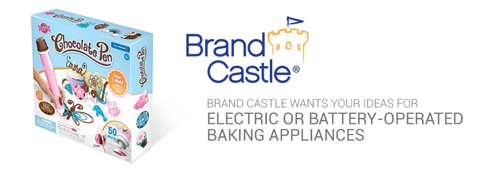 Brand Castle is searching for baking appliances