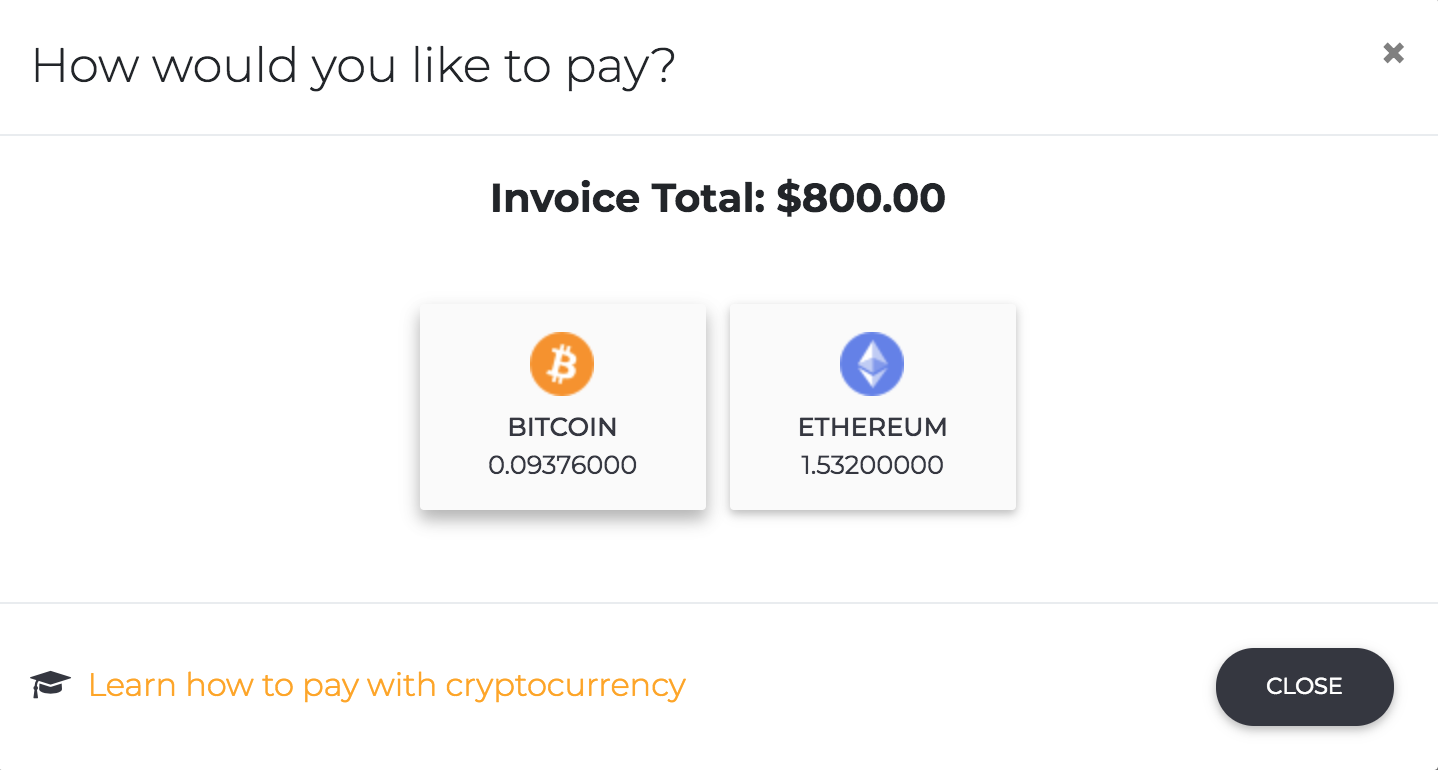 How to get paid in cryptocurrency