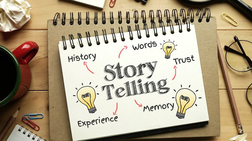 Relating traditional storytelling to brand storytelling, emotional intelligence, and the user experience