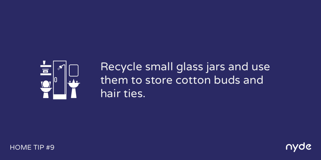 Home Tip #9