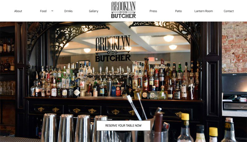 Mediaura Launches Website for Brooklyn and the Butcher