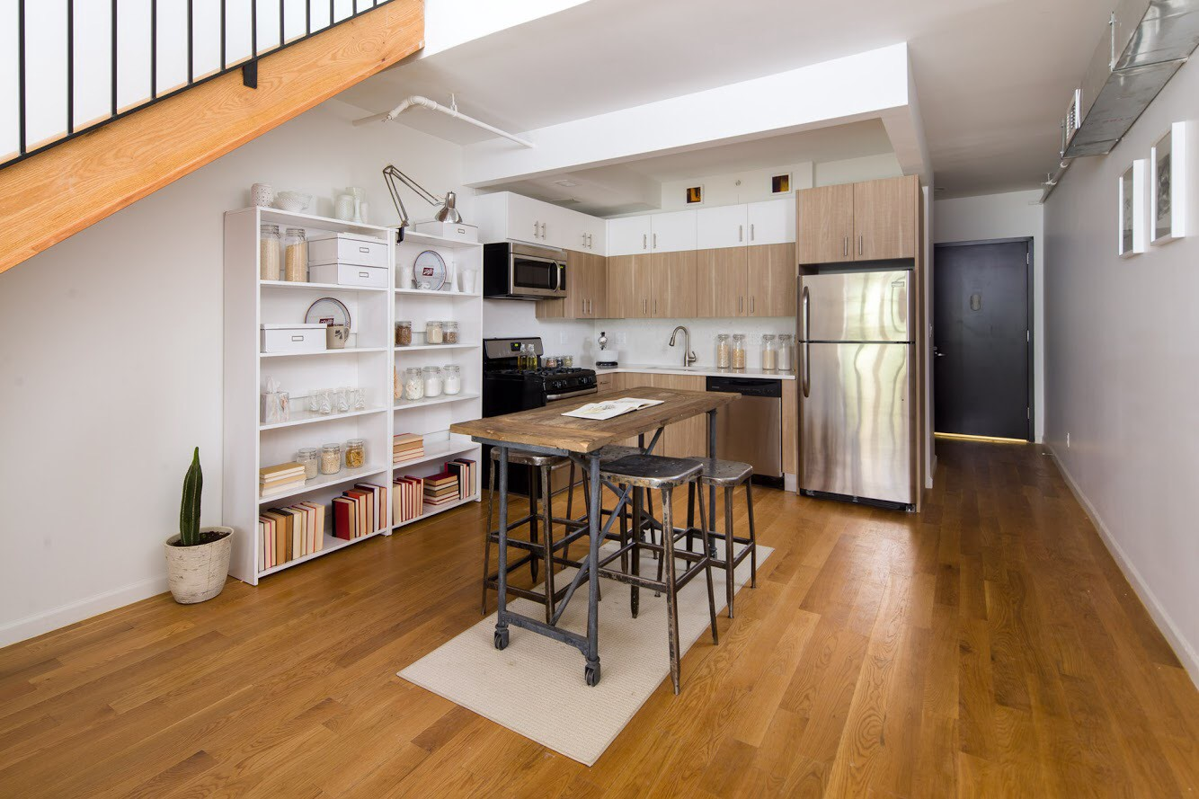 Create Your Own Separation. An Eat In Kitchen Isnu0027t A Sure Thing In Your  New Apartment. But If Everything Else Feels Right, Donu0027t Pass On The  Perfect Space ...