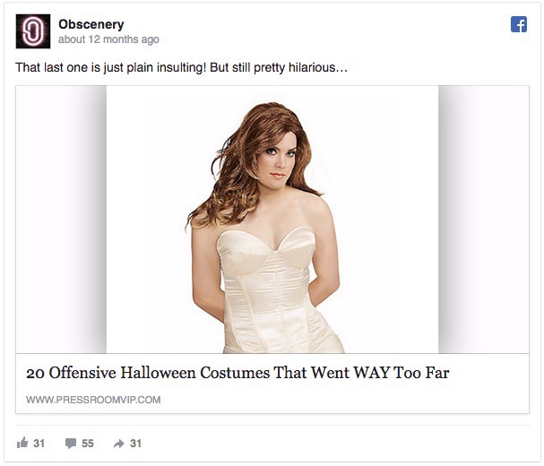 obscenery-facebook-ad