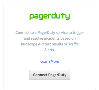 PagerDuty screenshot