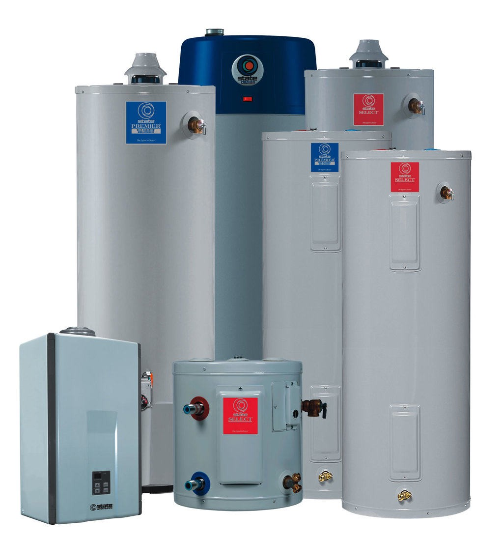 The Age Of Water Heater