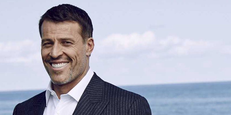 Tony Robbins: The Best Advice I've Ever Been Given