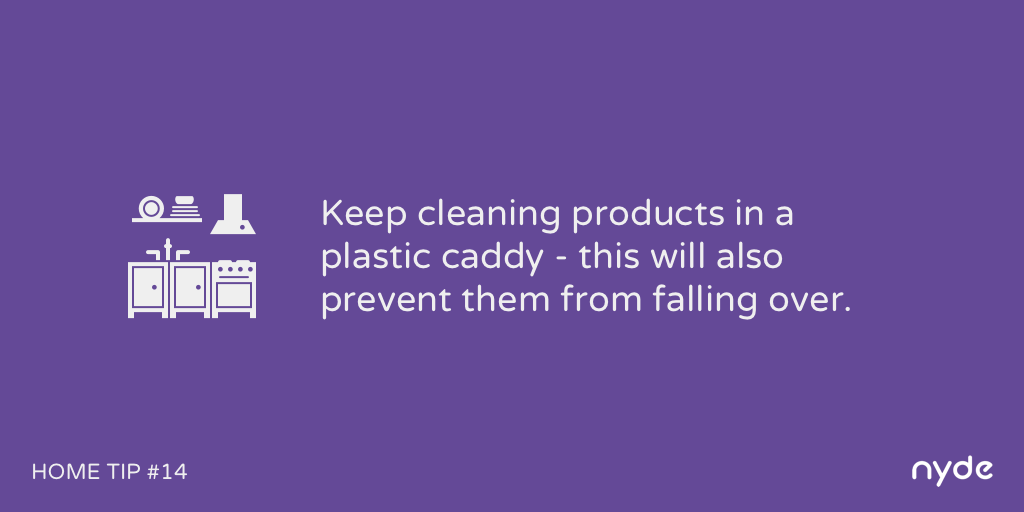 Home Tip #14