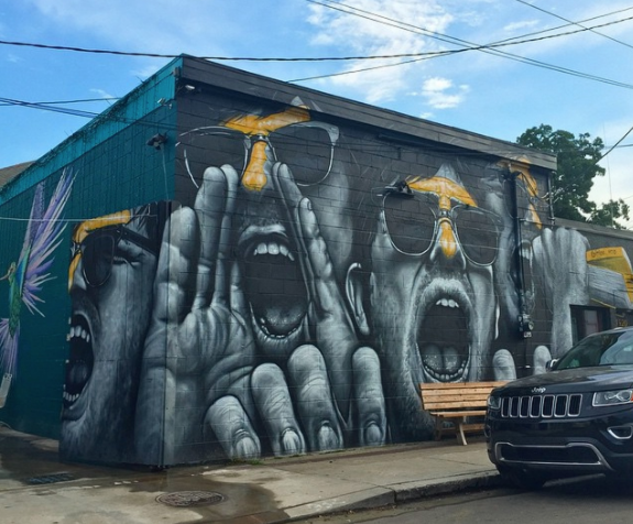 Best Nola Street Art On Social Media Kailas Companies