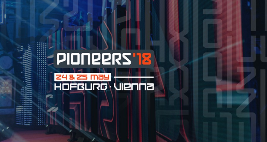 Tech Trends at #pioneers 2018