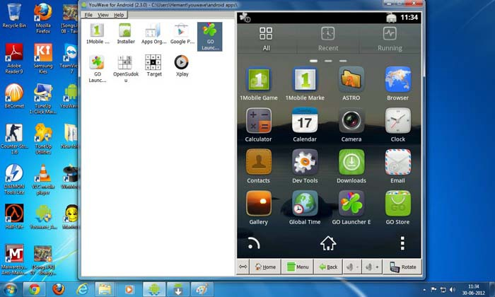 Youwave - Download 13 Best Android Emulators For Gamers And Developers Windows 7, 8 And 10