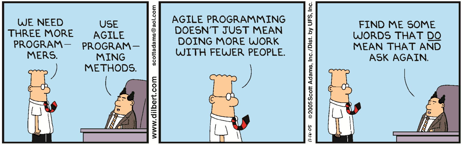 The Biggest Myth Of Agile Development Faster Cheaper