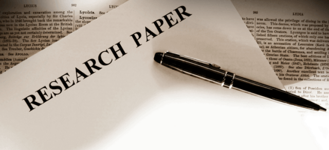Where to publish research paper in india