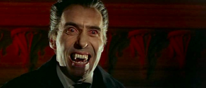 Dracula hated it when people changed channels without asking if he was still watching America's Got Talent.