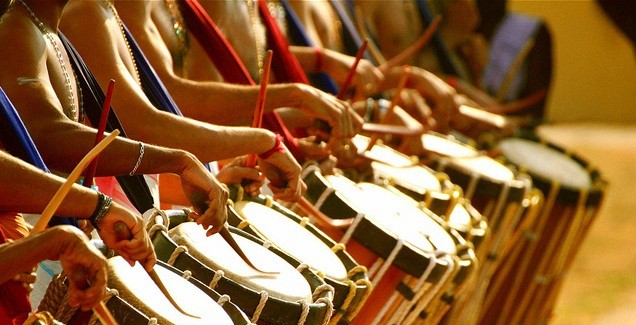 Kerala The Land Of Music Worshippers Audiocompass Blog