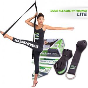 Leg Stretcher: Get More Flexible With The Door Flexibility Trainer LITE by EverStretch: Premium stretching equipment for ballet, dance, MMA, taekwondo & gymnastics. Your own portable stretch machine!