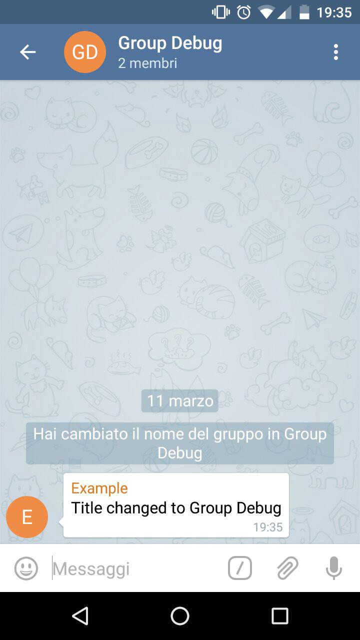how to add bot in telegram group