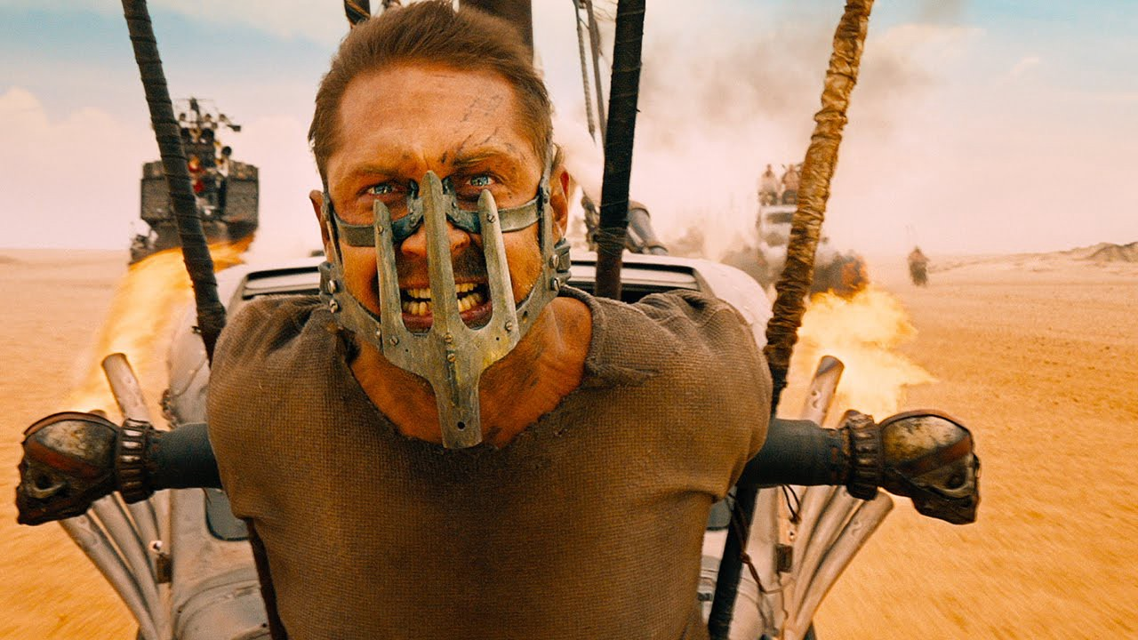 """Screenwriting Lessons from George Miller and """"Mad Max: Fury Road"""""""