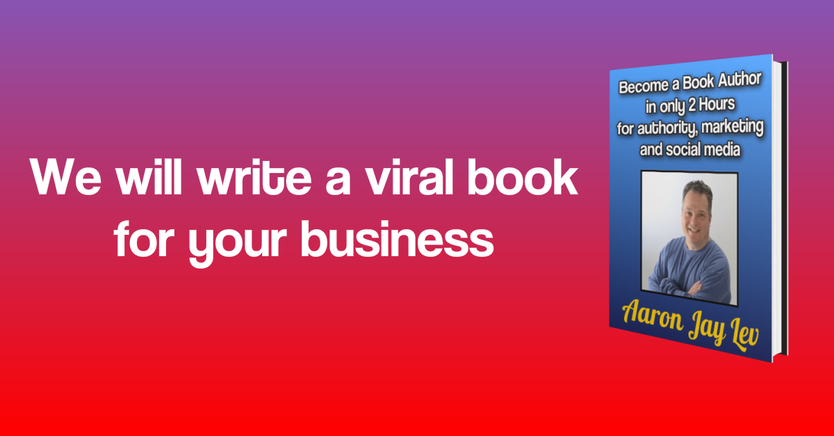 9 Reasons Business Owners should Publish a book – Aaron Jay Lev – Medium