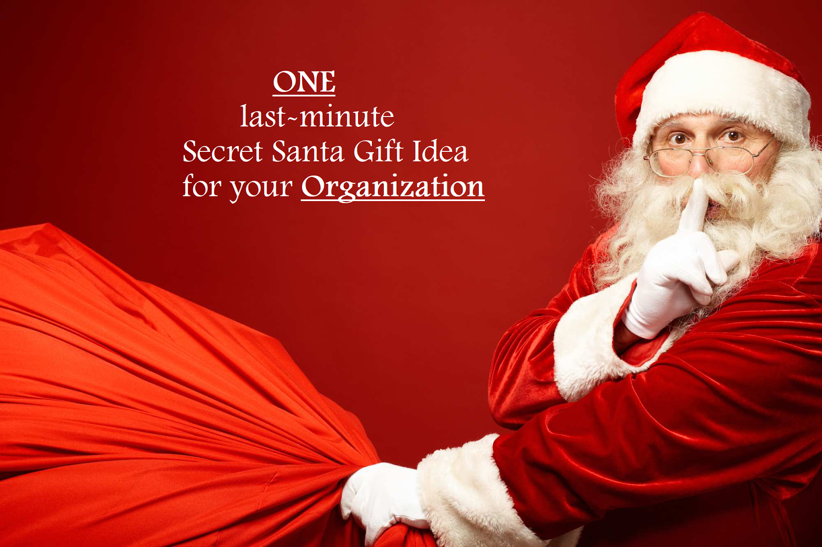 Whats Wrong With Organizing Secret Santa In Your Office
