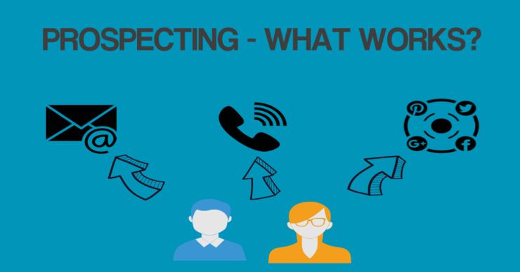 Prospecting what works