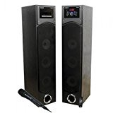 Envent Tower Speaker RockR with 200W RMS