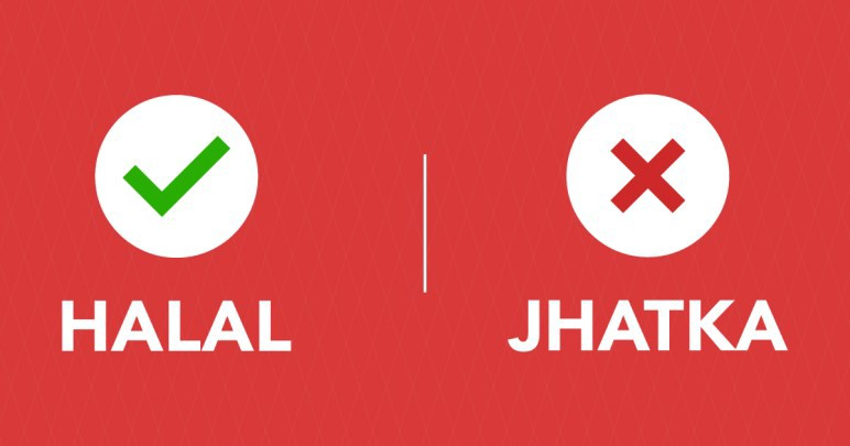 Muslims are allowed only Halal
