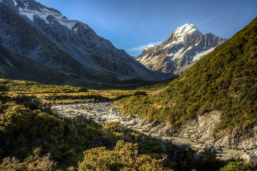 Cheap Flights And Car Hire To New Zealand