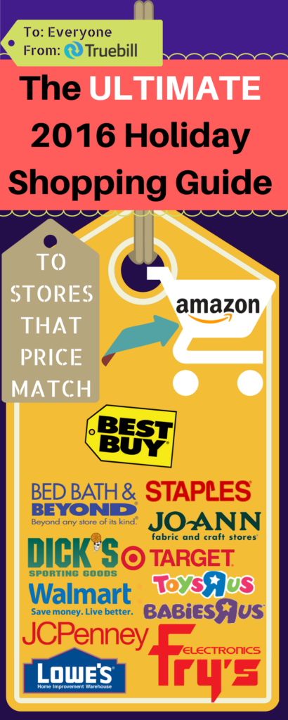 stores that price match amazon