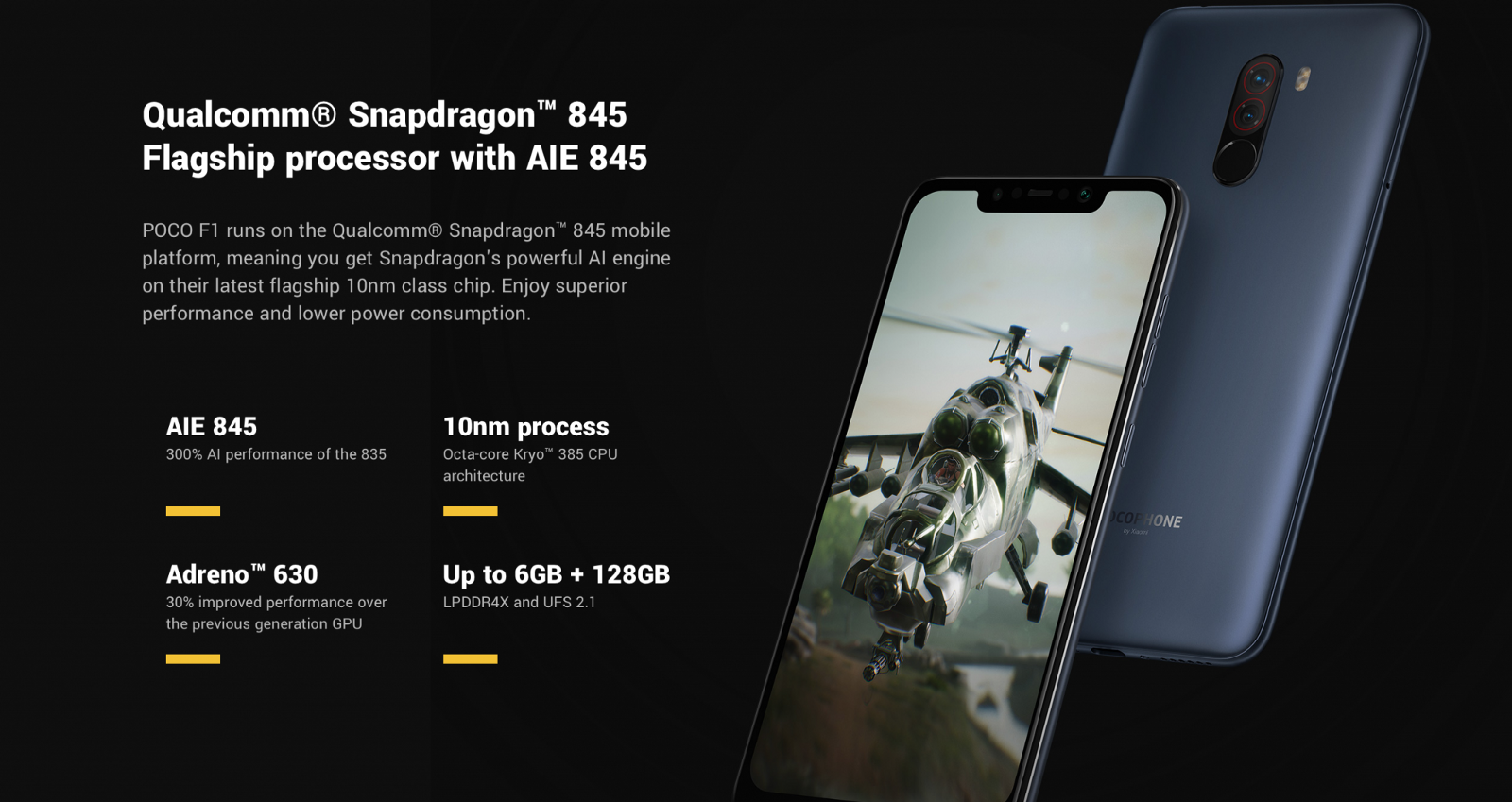 POCOPHONE F1 Specification
