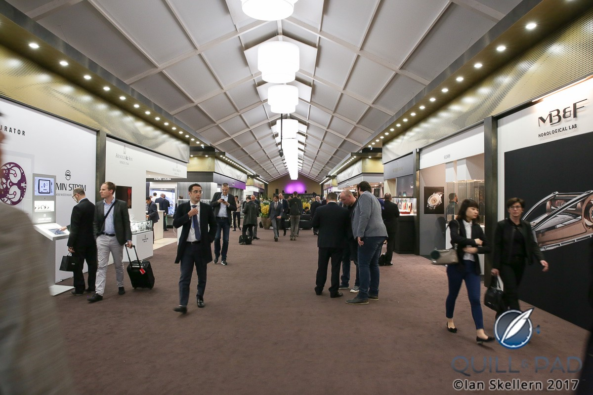 Les Ateliers at Baselworld 2017