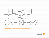 cover of pro seo guide, one of GoDaddy's free ebooks for web pros