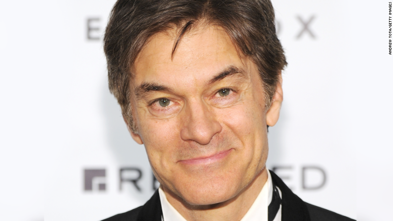 Dr. Oz To Critics: My Show And I 'Will Not Be