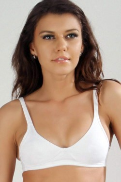 Lovable Double Layered Wirefree Bra
