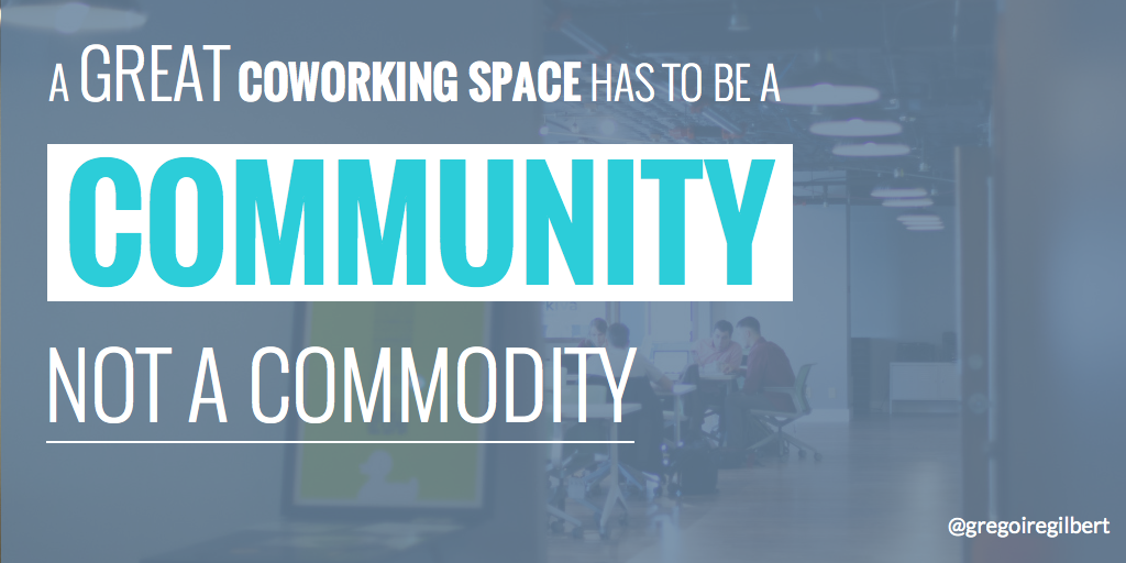 How to start a great coworking space