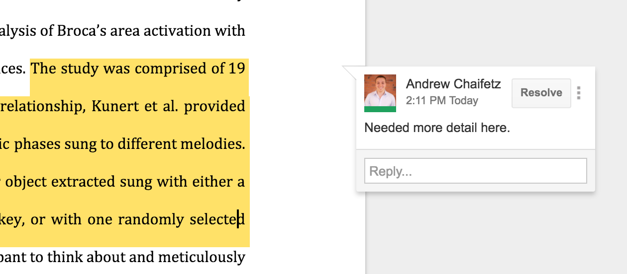 Notebowl rolls out annotations with google docs notebowl unlike in a typical google doc where you can see commentary and annotations in real time we disabled this for that exact reason ccuart Image collections
