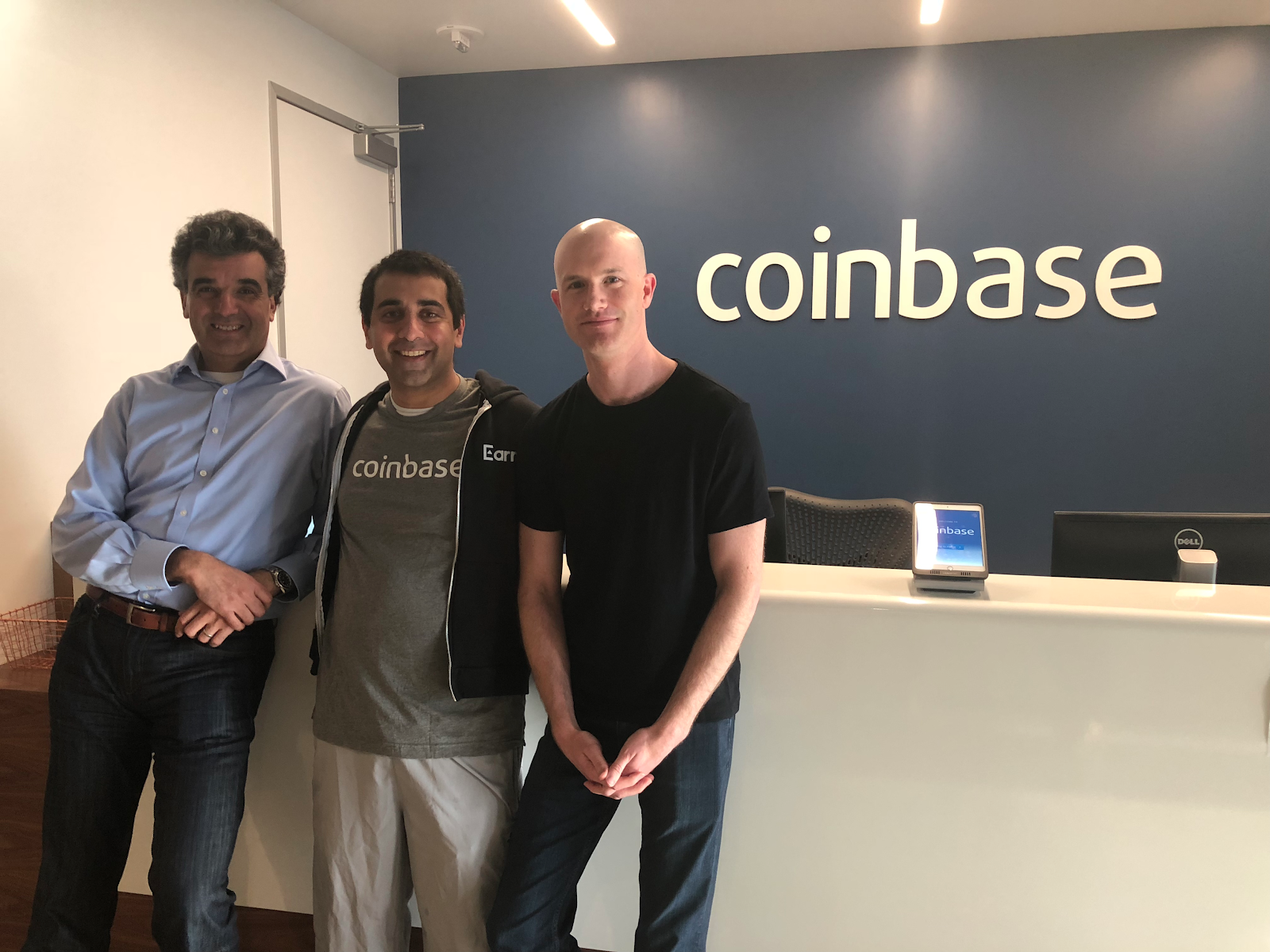 Welcome Balaji Srinivasan, Coinbase's new Chief Technology Officer