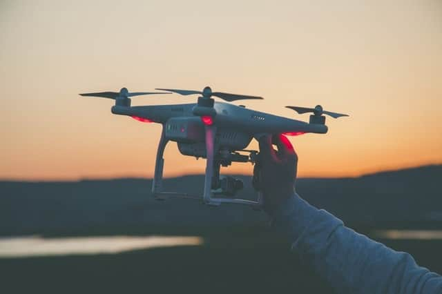 drone photography small business
