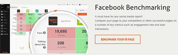 Agorapulse offers two free Facebook tools