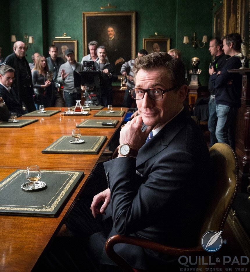 Cameo role for Bremont co-founder Nick English in 'Kingsman: The Secret Service'