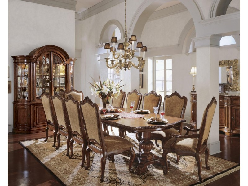 The Family Sat At Main Table On A Raised Dais And Rest Of Household Was Seated In Order Rank Dining Room Furniture Consisted Long