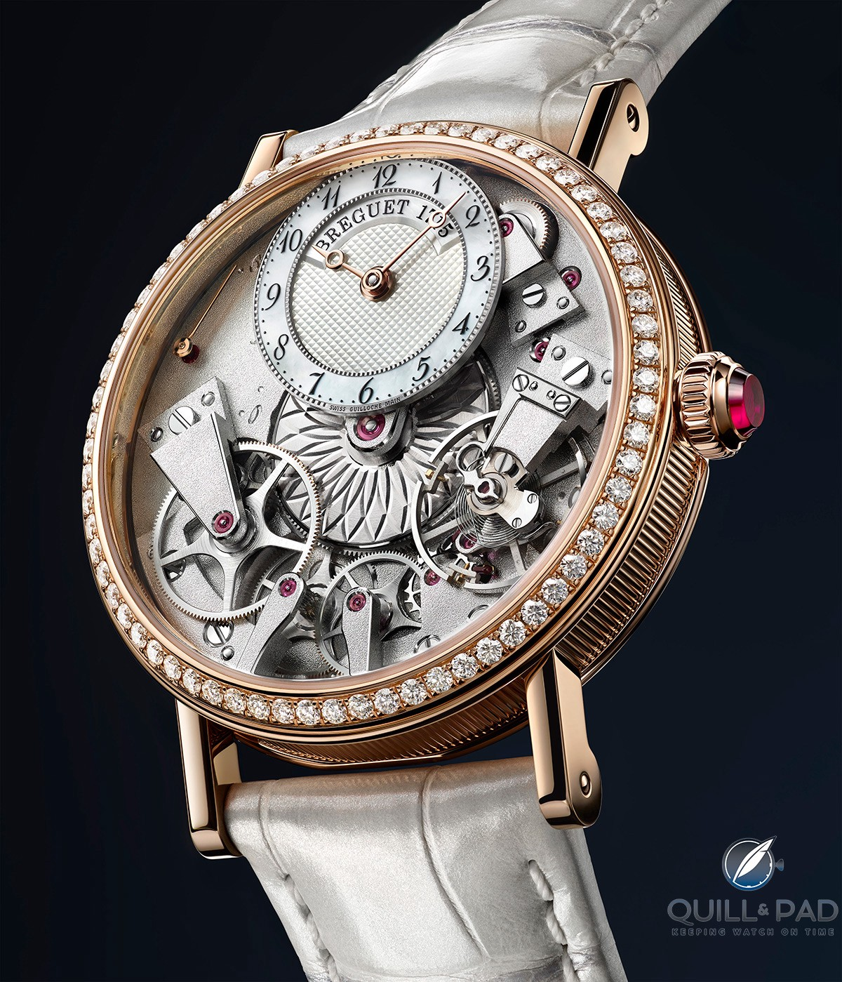 Breguet Tradition Dame Reference 7038