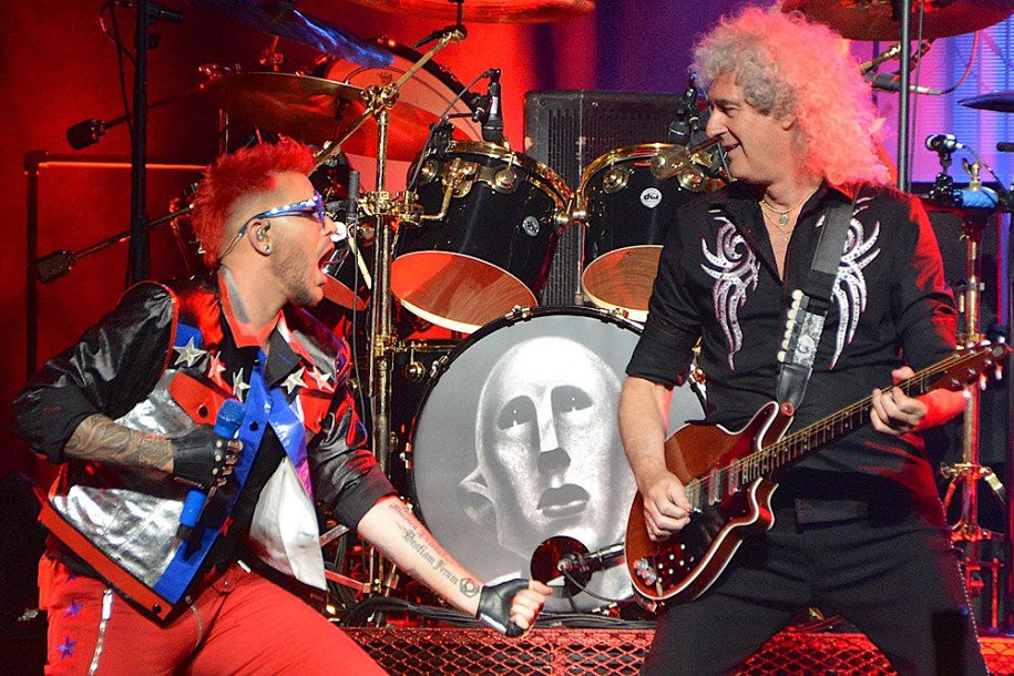 Queen and @AdamLambert to release virtual reality concert