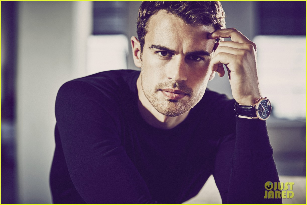 Favorito 30+ NEW Theo James Stills for Hugo Boss (Just Jared Exclusive) AN12