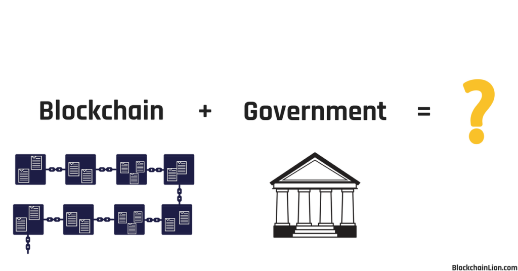 blockchain government possible collaboration