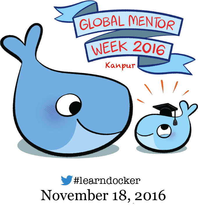 Docker Mentor Week 2016 - Kanpur